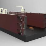 LOA 52 m Floating Dock