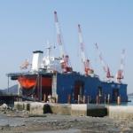 9000 TLC,123 m Floating Dock