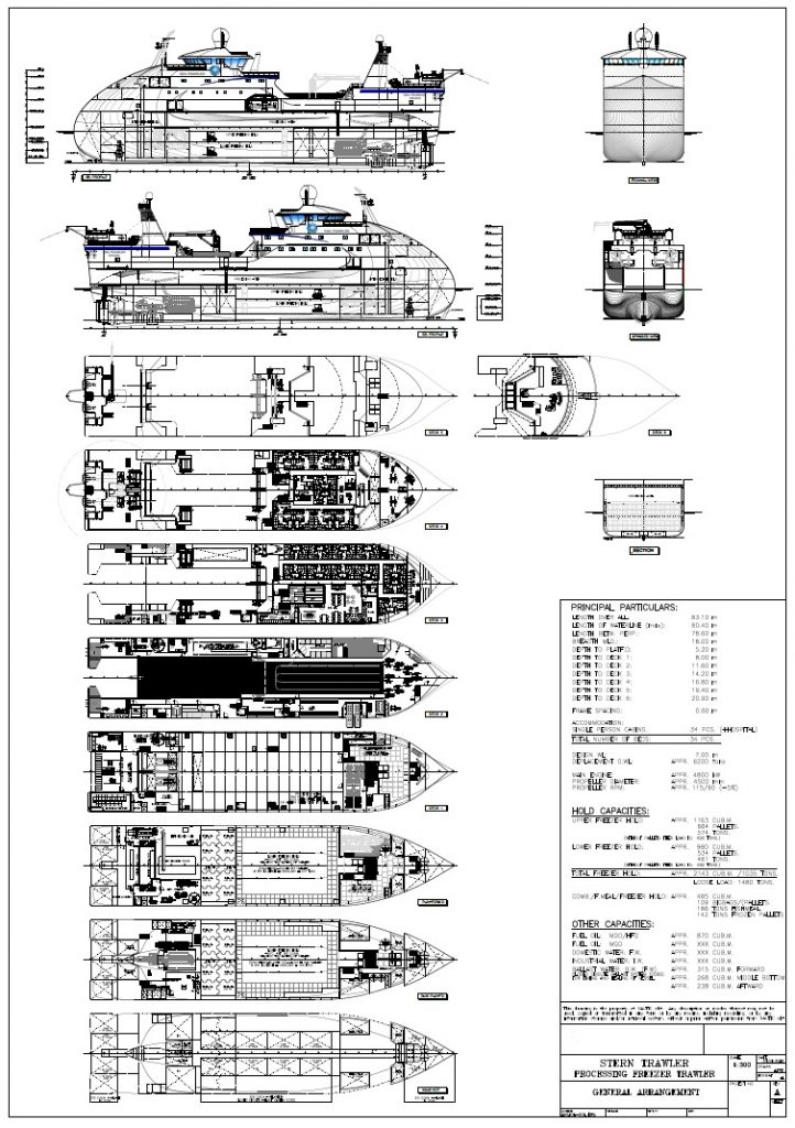 Proposal of Design | BP Shipping Agency Ltd
